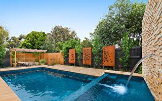 设计师带你走进墨尔本富人区的住宅花园