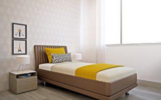 圖為含臥室的公寓。(Pixabay)