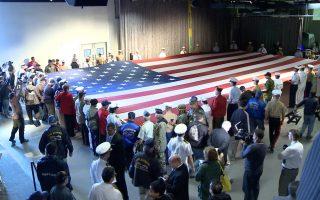 周曉輝:點讚彭斯 川普捍衛美國國旗背後