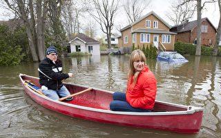 加拿大洪水无情  屋主保险须知