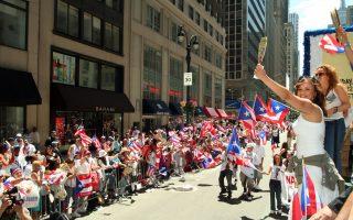 在紐約市,有超過70萬的波多黎各人居住。 (Donald Bowers/Getty Images)