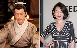 图左:胡歌在《琅琊榜》中饰演梅长苏,图右:小S。(大纪元合成)