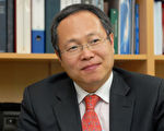 图为韩国著名劳务专家具建书。(具建书提供)