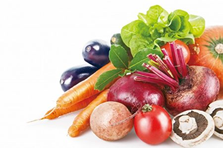 酵素是人体化学反应的催化剂,可从蔬菜水果中摄取。(shutterstock)