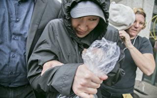 华裔女子李凡妮(Tiffany Li)涉嫌与男友合谋杀害前男友,今年4月6日缴纳高价保释金,意外曝光中国富人海外置产的内幕。(曹景哲/大纪元)