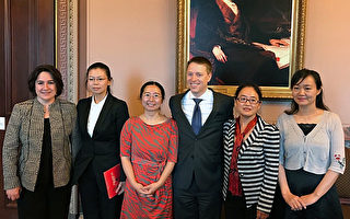 四華女白宮救夫 美新政府關注中國人權