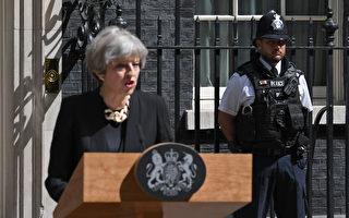 """首相:受够了 英国反恐将进入""""新纪元"""""""