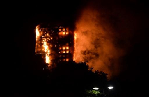 伦敦大火 高楼包层易燃早被警告却遭忽视