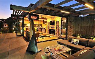 HEATSTRIP系列取暖器,采用世界领先技术,是户外、室内取暖的理想选择。(商家提供)