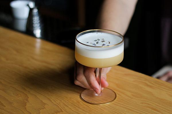 圖:Earl Grey Martini(圖片由L'Abattoir餐廳的提供)