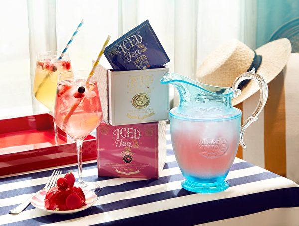 圖:TWG冰茶(圖片由TWG Tea提供)