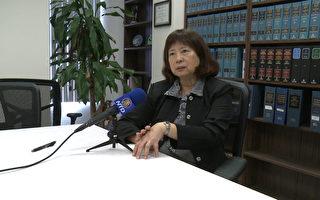 移民律师张圣恩。(李子文/大纪元)