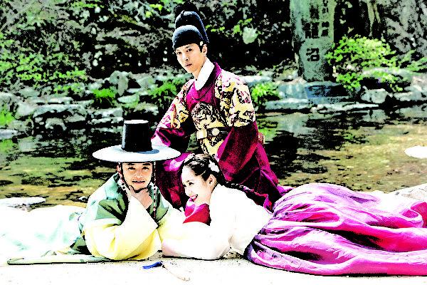 韩剧《七日的王妃》剧照。(新唐人电视台)