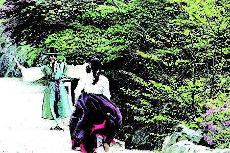 《七日的王妃》剧照。(新唐人电视台)