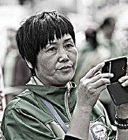 青关会宣传部主任张柳清曾多次诬告法轮功学员,被法官批评并非诚实可靠的证人。(大纪元资料图片)