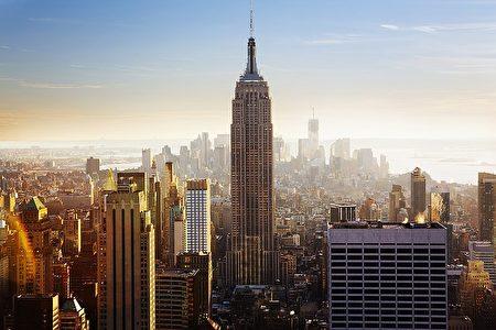 纽约帝国大厦。(Unsplash/CC/Pixabay)