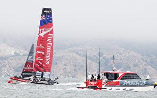 報一箭之仇 新西蘭隊美洲杯帆船賽完勝