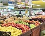 新鲜的水果都从加州的农场提货。(大纪元图片)