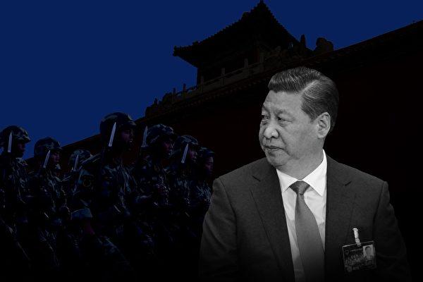 習近平「七一」訪港前夕,香港半月內發生兩宗「詐彈」案,氣氛詭異。習當局則部署超高規格安保措施,並在十餘天內連續有七大動作清洗江派香港窩點。(大紀元合成圖片)
