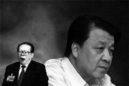 为维护江泽民集团抢占贪犯罪所得利益不丢,刘云山是执意要替江泽民制造一个可以用来作恶、敛财的伟光正当挡箭牌。(大纪元合成图片)