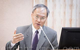 中華民國僑務委員會委員長吳新興。(陳柏州/大紀元)