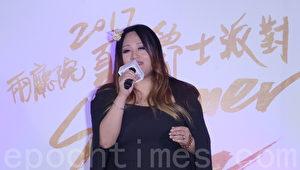 2017 两厅院夏日爵士派对宣告记者会于2017年6月14日在台北举行。图为家家。(黄宗茂/大纪元)