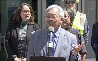 【快訊】舊金山華裔市長李孟賢去世