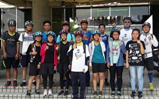 從海邊到山邊 竹崎高中學子單車壯遊諸羅