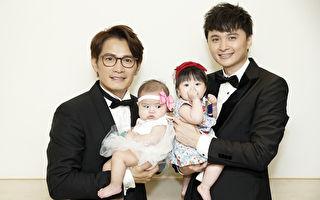 羅文裕陳建瑋兩小千金 成金曲獎最萌演出者