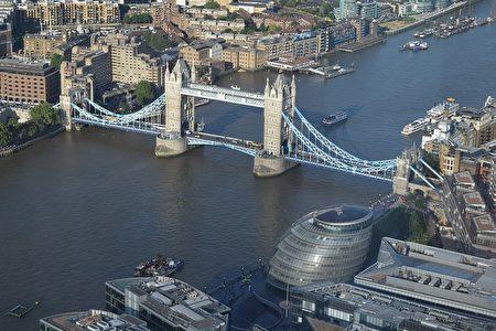 英国伦敦塔桥。(nitell/CC/Pixabay)