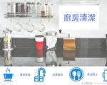 朴子医院呼吁地区民众,做好厨房清洁,注意干净饮水及饮食环境卫生,以预防传染病。(朴子医院提供)