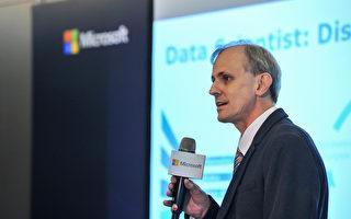 微軟亞太區資料科學總監格雷厄姆(Graham Williams)鼓勵運用線上平台的開放課程資源自學,充實資料科學的基礎能力。(微軟/提供)