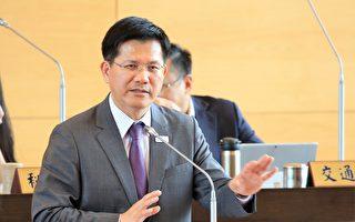 台中市長林佳龍回應台巴斷交時強調,早在意料中。(台中市政府提供)