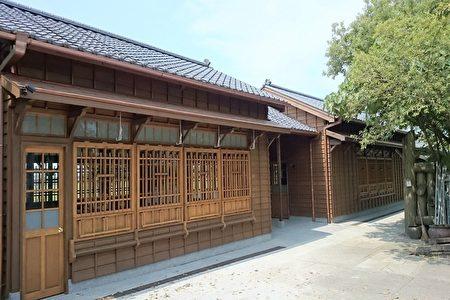 羅東林管處森藝館。(羅東林管處提供)