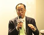 瑞银证券台湾区总经理董成康。(瑞银证券/提供)