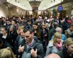 MTA董事会新主席拉霍塔如何应对今年夏天的通勤之患,受外界关注。 (Drew Angerer/Getty Images)