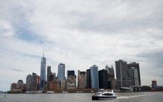 今年开始,纽约东河轮渡换上了新船,并纳入市级轮渡(Citywide Ferry)。 (Drew Angerer/Getty Images)
