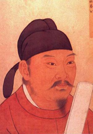 清宫殿藏画本杜如晦像(公有领域)
