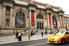 """6号线的最后一个""""重量级""""景点,是位于86街站附近的大都会艺术博物馆(Metropolitan Museum of Art)。"""