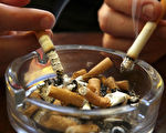 衛生局的調查表明,吸煙是罹患肺癌的主要原因之一。 (Matt Cardy/Getty Images)