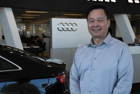 Glenmore Audi 華人銷售 Michael Li