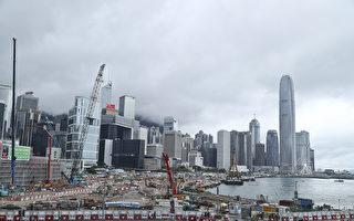 香港主权移交20周年来临之际,一项最新民调显示,只有3.1%的香港年轻人认同自己广义中国人身份。图为香港中环。(余钢/大纪元)
