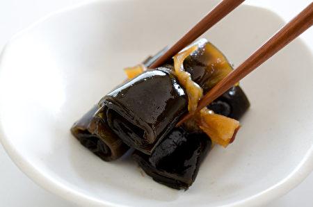 吃海帶能補充營養之外,也有其藥用價值。(Fotolia)