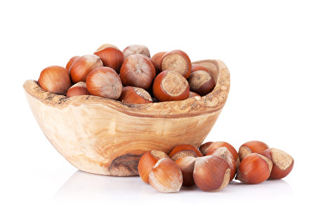 吃栗子補腎、益腸胃。(Fotolia)