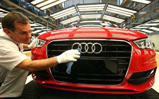 德国联邦交通部长多布林特近日表示,奥迪的两款豪华车型使用了非法软件。 (Alexander Hassenstein/Getty Images)