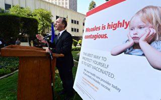 美明州73人染麻疹 未打疫苗兒童居多