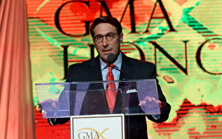 """川普總統法律團隊成員蘇庫洛(Jay Sekulow)週日(6月18日)說,""""總統沒有受到、也從未受到調查""""。( Rick Diamond/Getty Images for GMA)"""