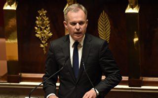 共和国前进党议员François de Rugy以353票的绝对多数当选为法国国民议会主席。图为2015年他作为绿党议员在国会发言。(ERIC FEFERBERG/AFP/Getty Images)