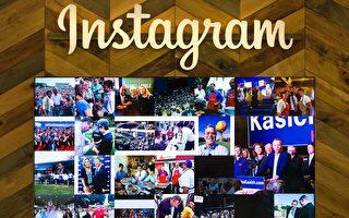 社群網站Instagram 擁有廣大的使用者,也成為許多人記錄生活的好幫手。 (L.E. BASKOW/AFP/Getty Images)