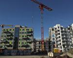 德國大城市的新建房遠不能滿足需求,而鄉村地區卻出現了房屋空置趨勢。圖為德國首都柏林。(Sean Gallup/Getty Images)